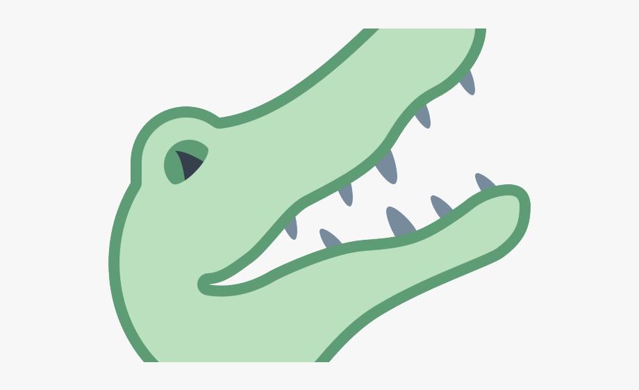 Alligator Clipart Sunglasses.