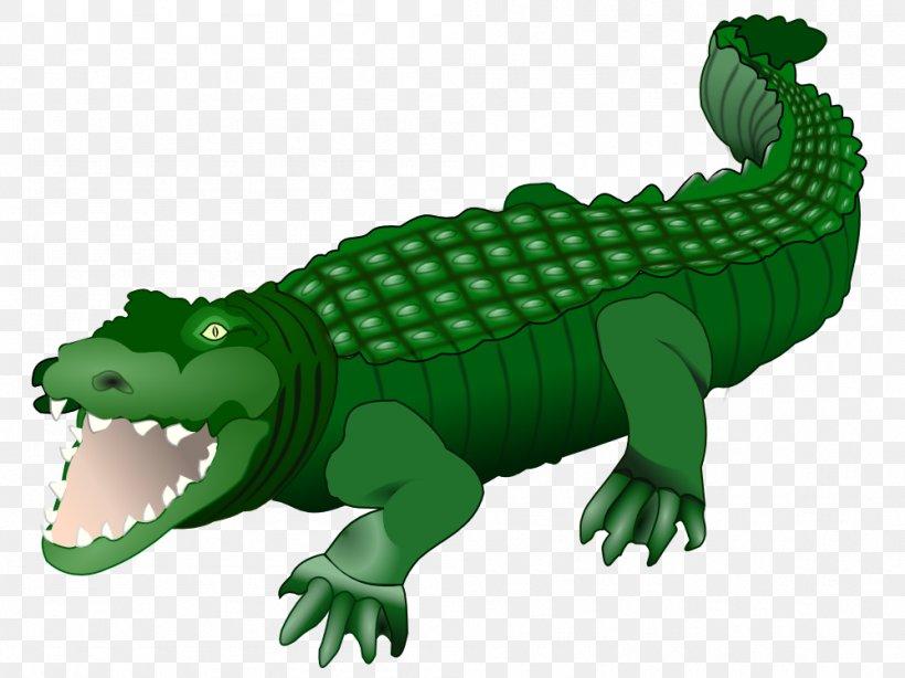 Vector The Crocodile Alligator Clip Art, PNG, 999x749px.