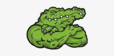 Alligator PNG.