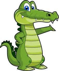 Cartoon Alligator Open Mouth Images.