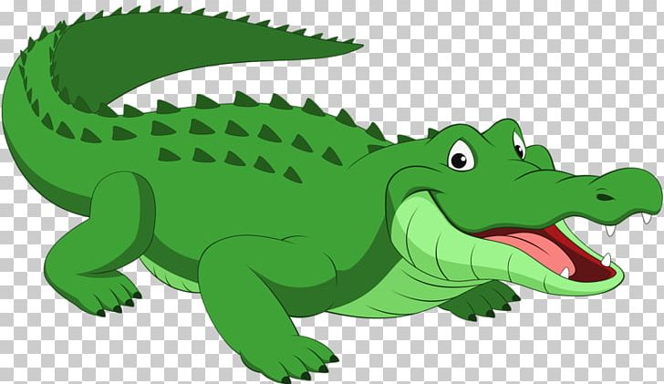 Crocodile Alligator Reptile Cartoon PNG, Clipart, Animals.