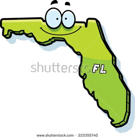 Florida Cartoon Banco de imágenes. Fotos y vectores libres de.