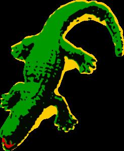 Free alligator animated alligators clipart clipartcow.