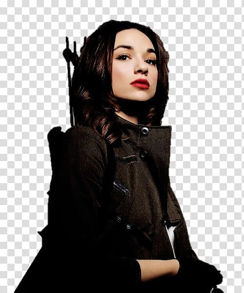 Crystal Reed Teen Wolf Allison Argent Actor, actor transparent.