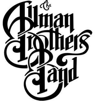 Allman brothers band Logos.