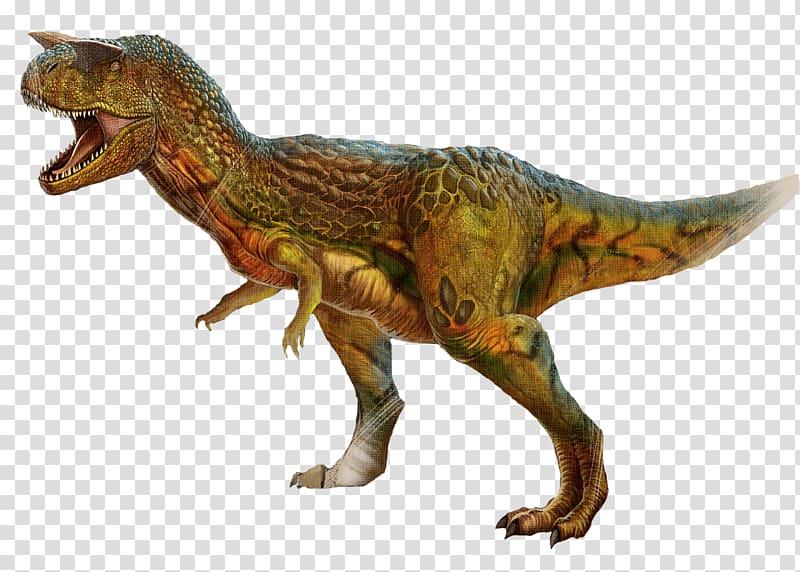 ARK: Survival Evolved Carnotaurus Allosaurus Giganotosaurus Dinosaur.