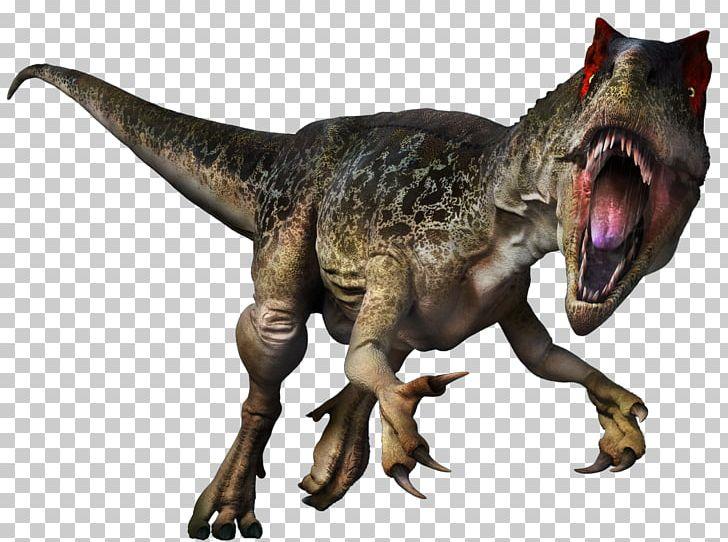 Tyrannosaurus Allosaurus Velociraptor Dinosaur Animal PNG, Clipart.