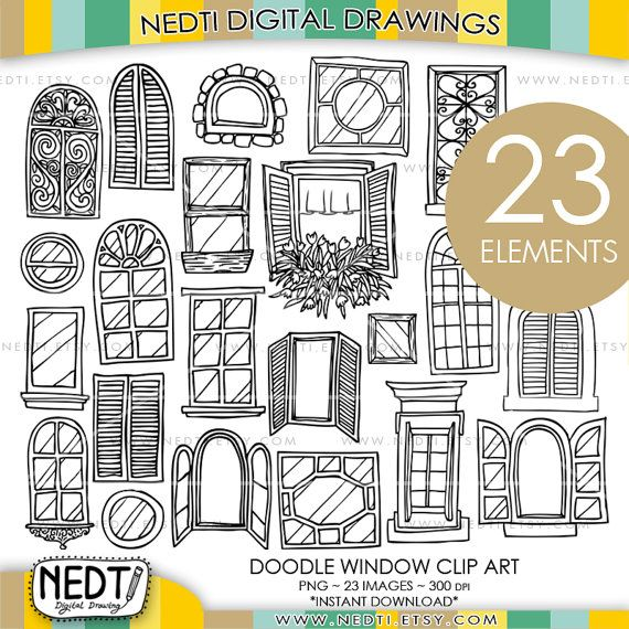 1000+ images about Hand Drawn Doodle Clip Art on Pinterest.
