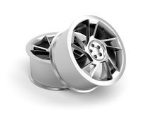 Aluminium Alloy Rims Car Rims Stock Illustrations.