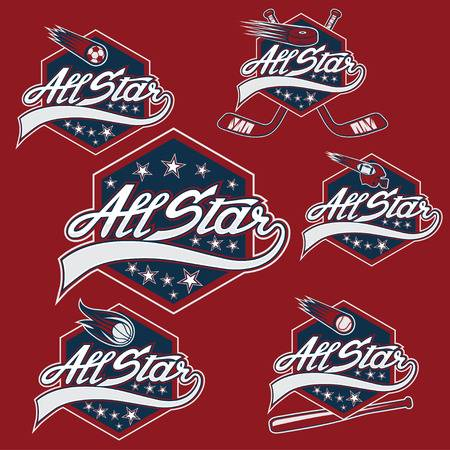 2,191 All Star Cliparts, Stock Vector And Royalty Free All Star.
