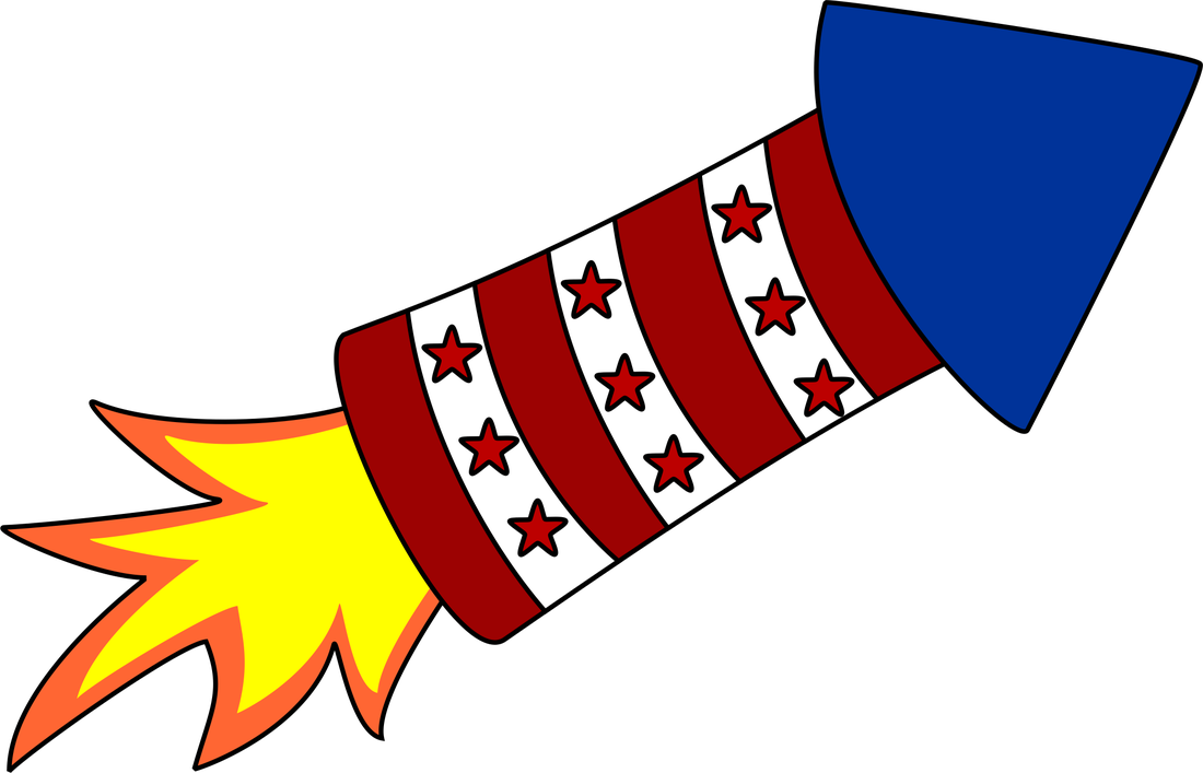 Free firecracker clipart clipart images gallery for free.