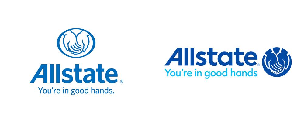 Brand New: New Logo for Allstate.