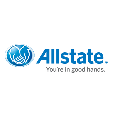 Allstate logo vector in .eps and .png format.