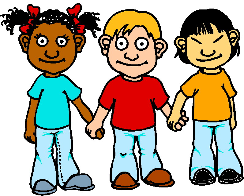 All Together Clipart.