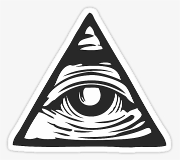 Free Illuminati Clip Art with No Background.