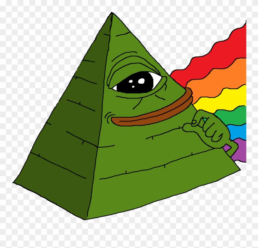 Illuminati Pepe Pride.