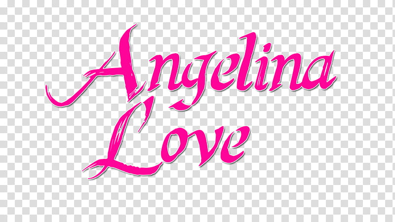 Angelina Love Texto Alma Editions transparent background PNG.