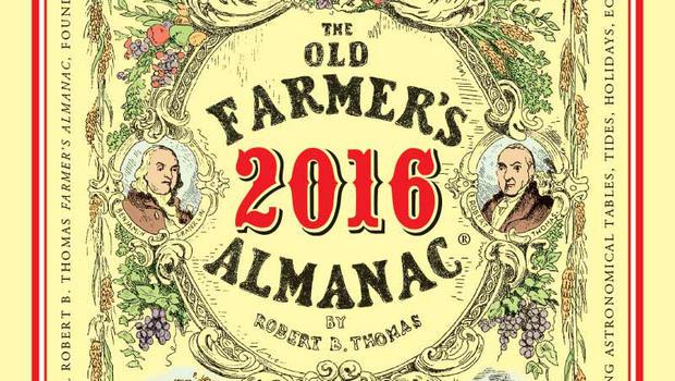Should you listen to the Old Farmer's Almanac?.