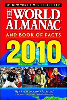 World Almanac and Book of Facts 2010 (World Almanac & Book of.