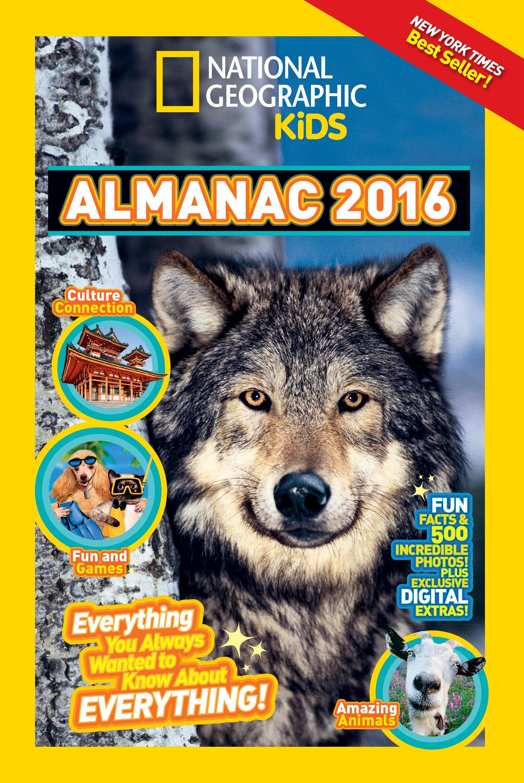 Almanac 2016.