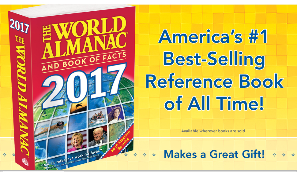 The World Almanac.