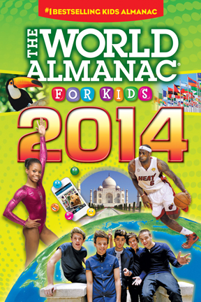 The World Almanac.