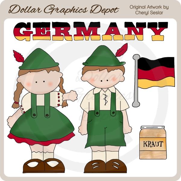 Germany Clip Art Free.