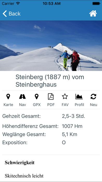 Almenrausch on the App Store.