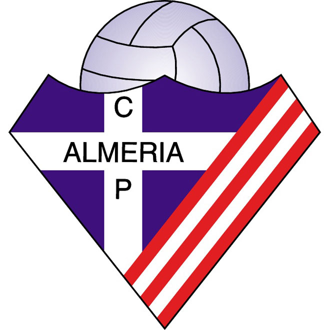 ALMERIA FOOTBALL VECTOR LOGO.