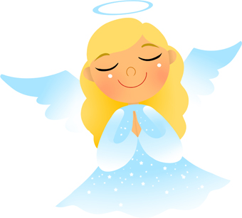 Angel picture clipart #5