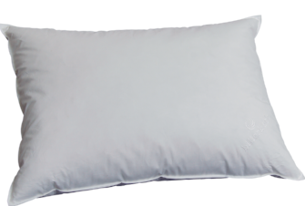 almohadas.