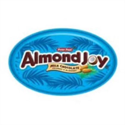 Almond Joy Logo.
