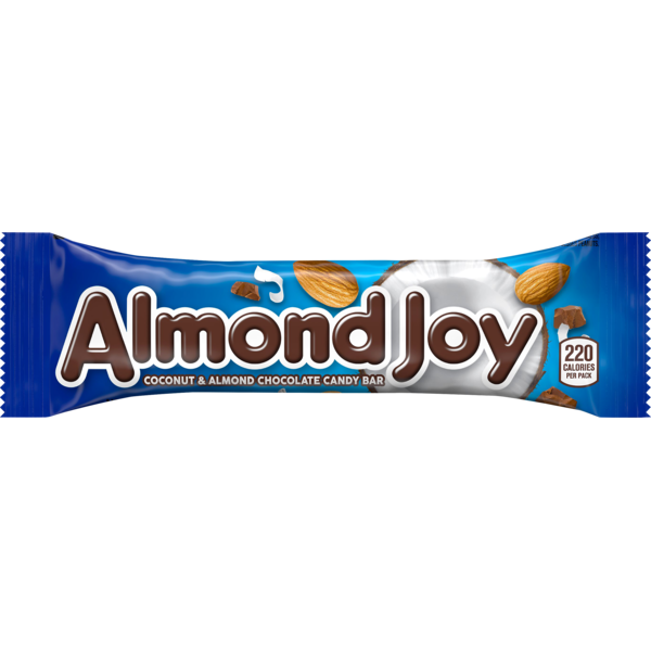 Almond Joy Candy Bar (1.76 oz) from Costco.