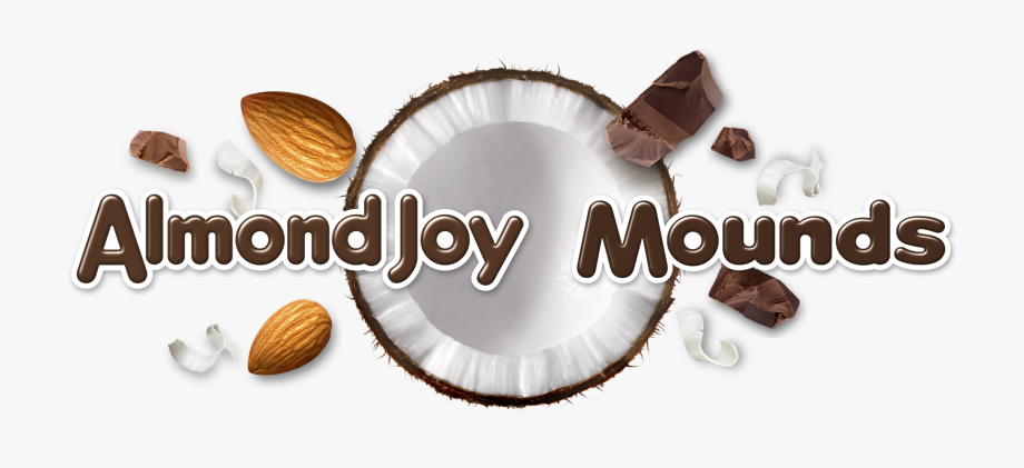 Almond Joy Logo Png , Transparent Cartoon, Free Cliparts.