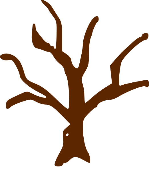 Almond Tree Clipart.
