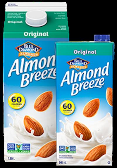 Almond Breeze.