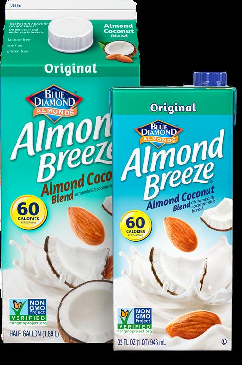 Almond Breeze® Almondmilk Coconut Milk.