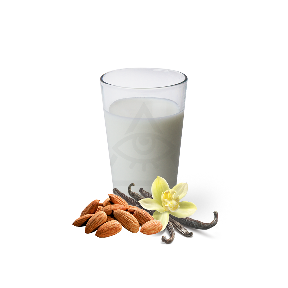 Vanilla Almond Milk.
