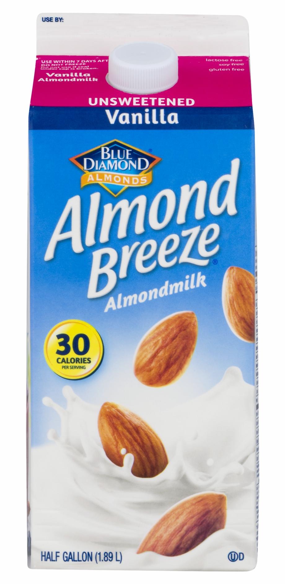 Almond Milk Png.