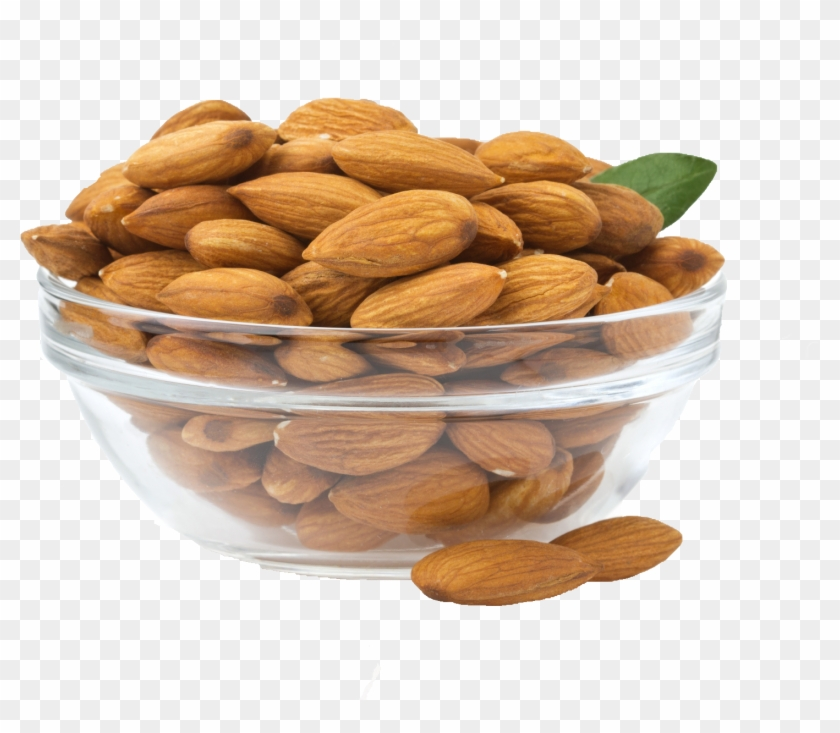 Almonds Png.