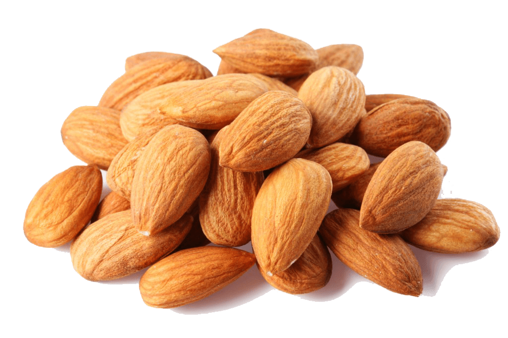 Almond Stack transparent PNG.