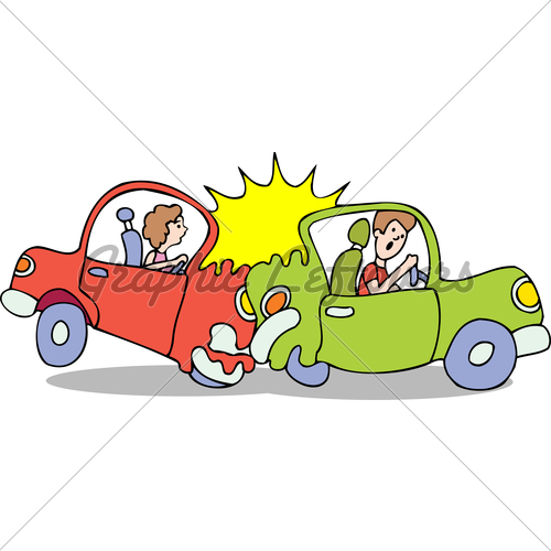Car Crash No Background · GL Stock Images.