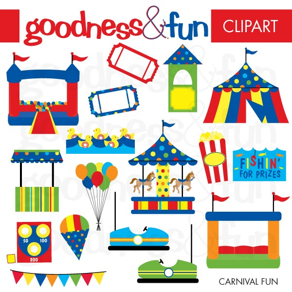 11+ Carnival Images Clip Art.