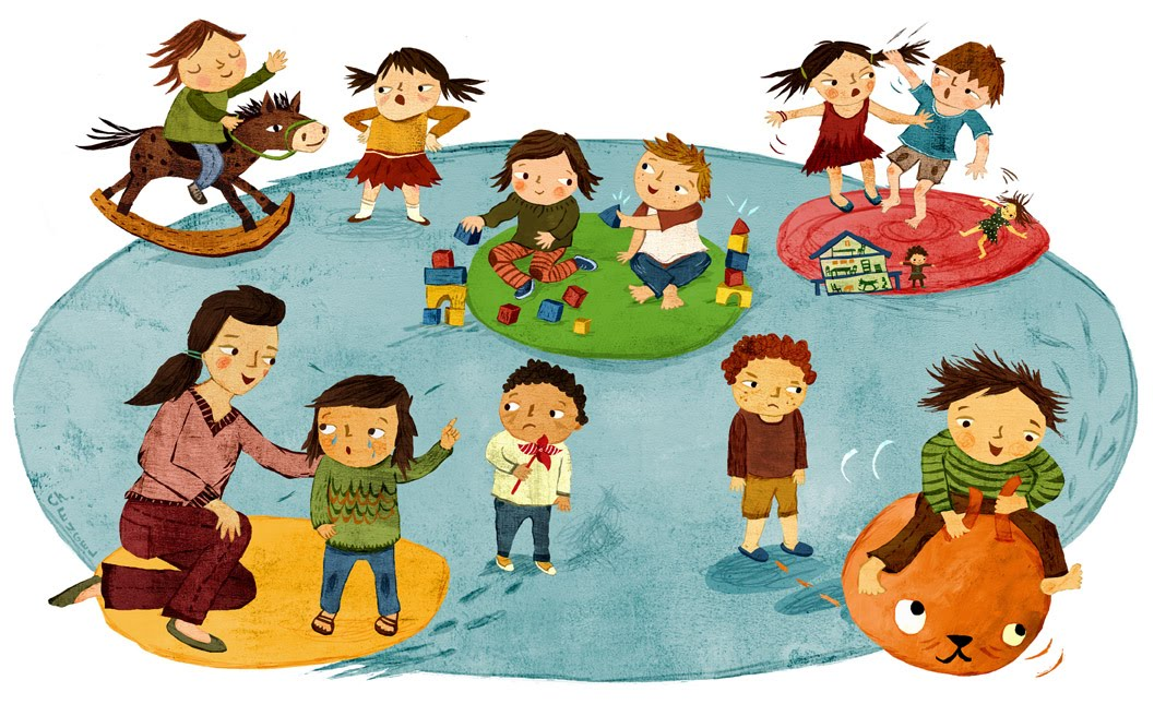 Images Of Children Playing.