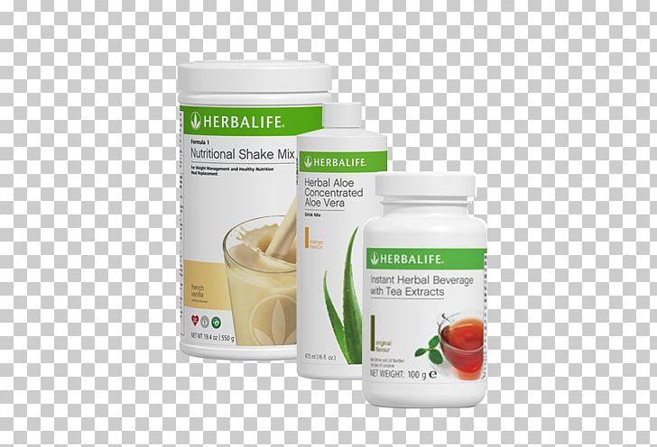 Herbal Center Formula 1 Milkshake Nutrition Hibiscus Tea PNG.