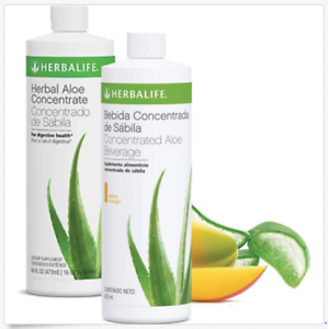 Details about HERBALIFE HERBAL ALOE CONCENTRATE ALL FLAVORS *FAST DELIVERY.