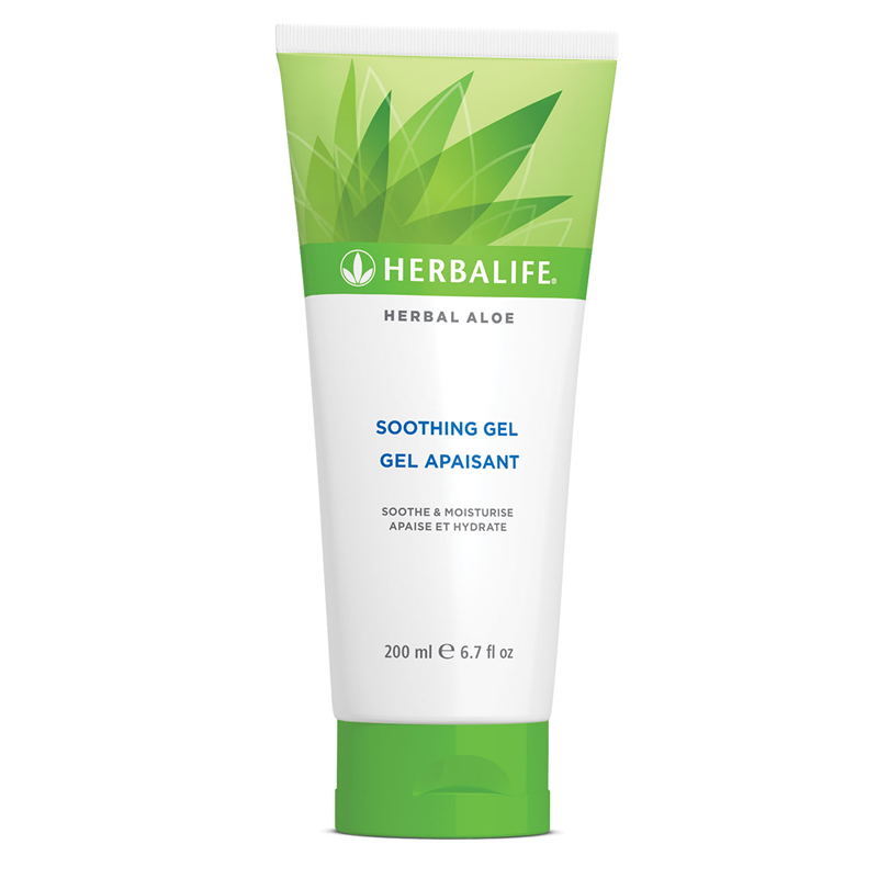 Herbal Aloe Care Gel 200ml by Herbalife.