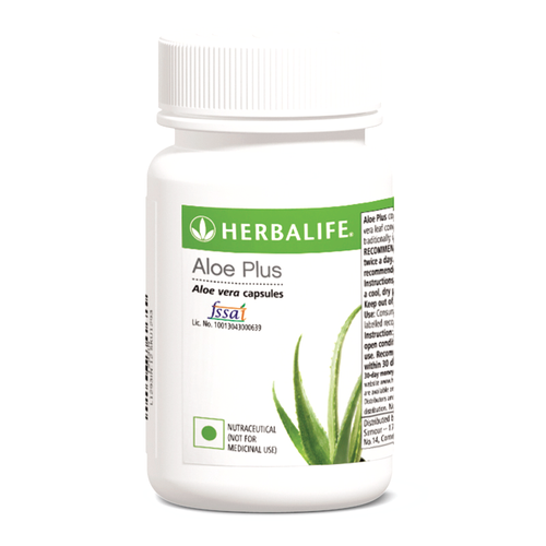 Aloe Plus Digestive Health Supplement.