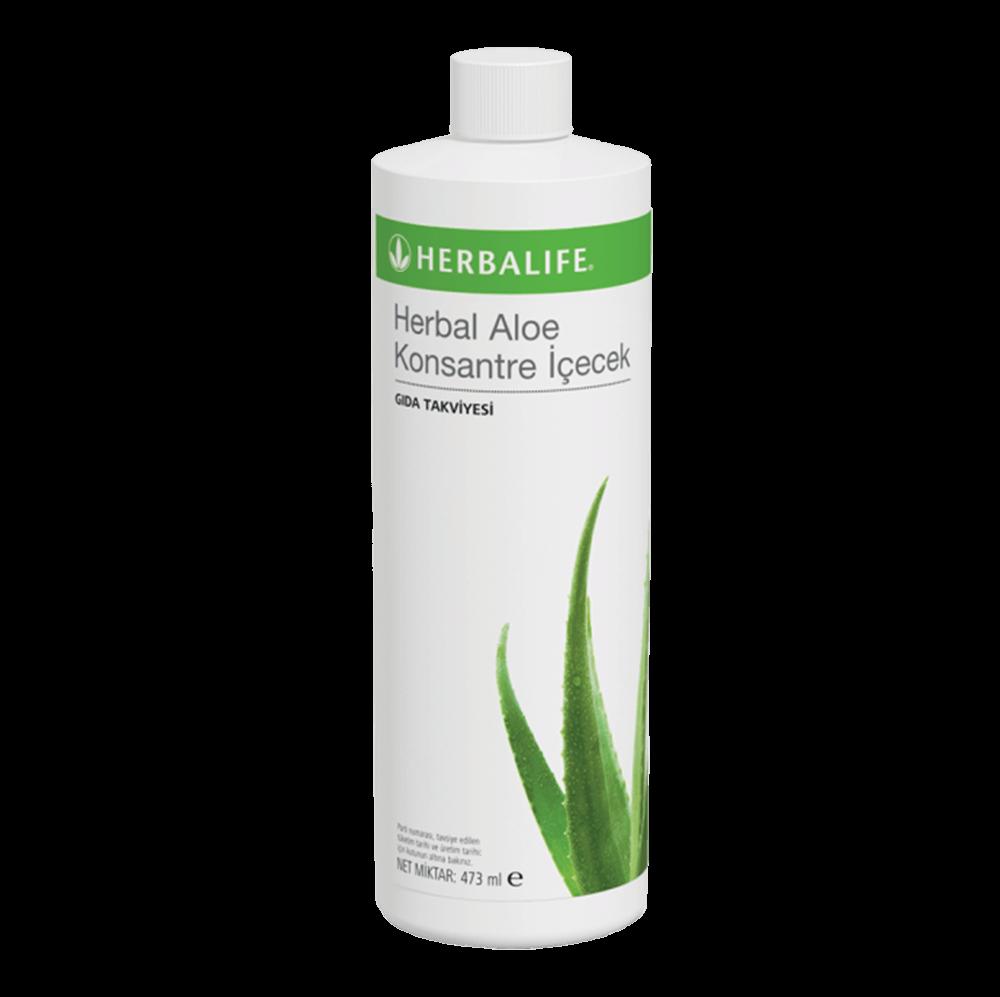 Herbalife Aloe Konsantre İçecek.
