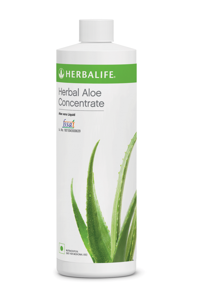 Herbalife India launches Herbal Aloe Concentrate to strengthen.